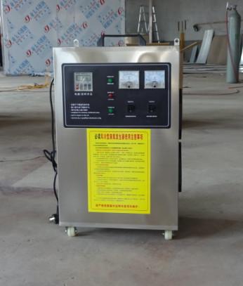 微纳米臭氧发生器技术在水质达标的情况下
